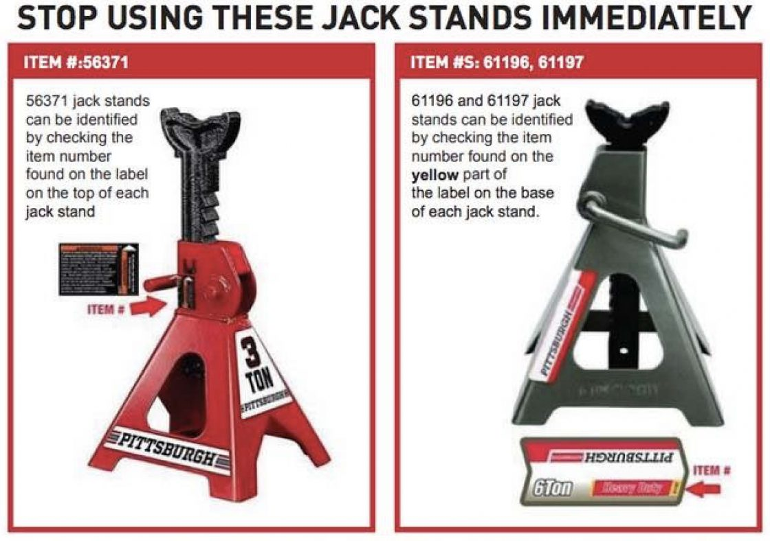 jack stand recall feature image